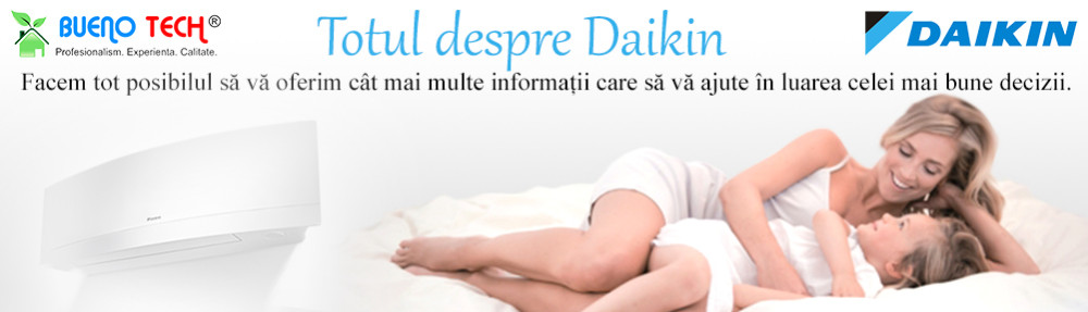 Totul despre Daikin